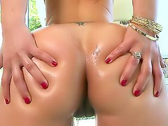 Shaved Latina is beautiful lover