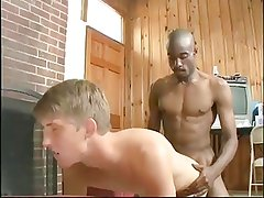 Teen Begs To Get Full Of Black Cock