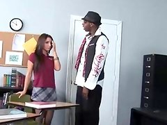 ultra hungry angel fuck with blackman