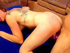 Arousing teen gets nailed by her teacher