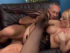 British dirty whores in a hot foursome