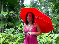 You shouldnt fool around with magnificent girl with lovely tits Leilani Cole, because she