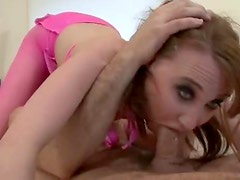 Really messy gagging deepthroat blowjob