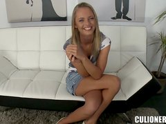 Vanda Lust shows off her snatch and gets it drilled as never before
