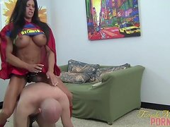 Angela Salvagno - SuperGirlFriend 2