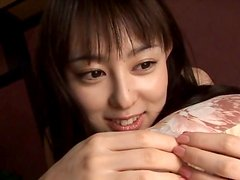 Mesmerizing Japanese chic Rina Akiyama shows off her charms