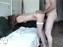 Ugly wife with petite marangos screwed