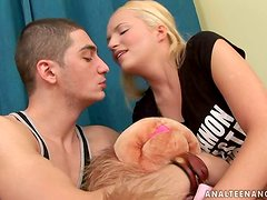 Delicious siren Brittany gets drilled deep