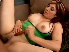Dirty minded milf Kalley had been fucking and will be fucking