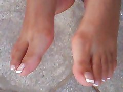 arabic sexy feet and sandals