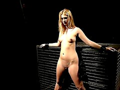 Crazy girls Katy Parker and Linda Ray like to get pleasure in a painful way!