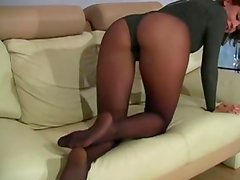 Cute collection of Stocking xxx movies from Jerk Off Instructors