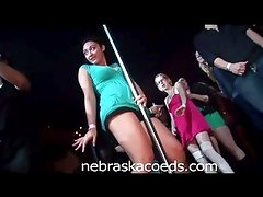 Stripper Pole Contest