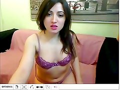 Sexy russian girl on cam