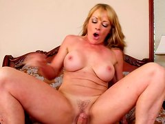 Blonde beauty Shayla LaVeaux is the champ of cock riding