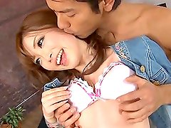 Pretty Rina Kato gets fucked like never before