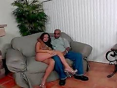 Super Hot Big Titty Asian Gets Fucked By Black Dude.