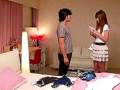 Naughty Cheating Wife Gets A Sticky Creampie