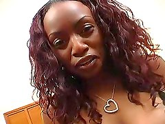 Amazing Blowjob and Hardcore Action in Interracial POV with Jada Fire