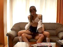 Nasty Japanese teen Chika Eiro gets fucked in all known positions