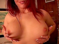 An Amazing POV Blowjob From A Hot Redhead