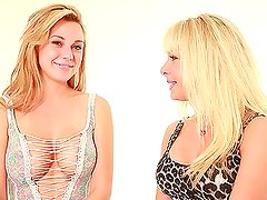 Two Sexy Wives Interview Each Other About Sex