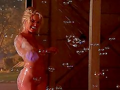 Ms. McLaughlin Does Her Sexy Naked Thing On The Ranch