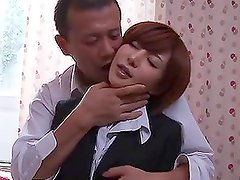 Slutty Yuria Satomi gets her sweet pussy drilled