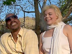 Alice Frost gets fucked by her Black stepfather