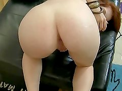 Lamer - POV video of Roxy Rush  giving a blowjob and getting assfucked