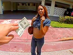 Benjamin's magnet effects on naughty Latinas only