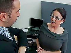 Being A Slut Is Office Policy Featuring Big Tit Slut Moxxie Maddron