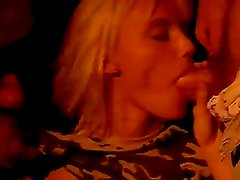 Hot Foursome at Night in the Forest with Anita Blond and Laura Palmer