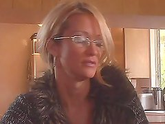 Mature Blonde Babe Wants A Young Fuck Buddy