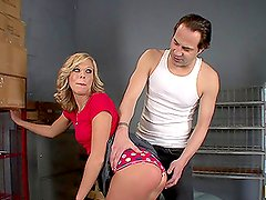 Chastity Lynn Gets Punished!