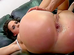 Boom Goes Chanel Preston's Bum in Anal Destruction Video