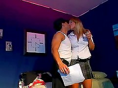 Kinky School Play With Nikki Sexx