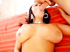Big Boobed Alexis Silver Blows A Hard Meatstick