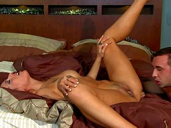 Amazing cock rider Zoey Holloway gets fucked mish