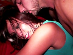 Homemade orgy party with Allexis Blow and Kierstyn