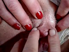 CLIT AND PUSSY NICE