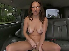 Sexy Lily Love likes getting stimulated in