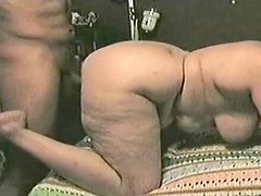 BBW GILF Yella Bone Clappin Booty Cakes on Dick Pt.2