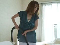 Japanese dude wakes his wife up to play dirty games with her