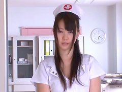Noa Kasumi gets fondled and fucked in a hospital ward