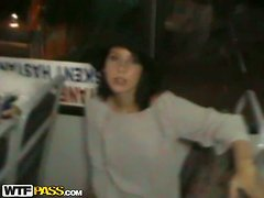 A Couple Of Amateurs Getting Their Fuck On Outdoors