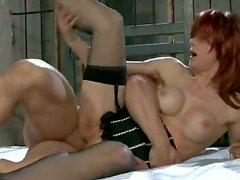 Mature Redhead Is Crying Out For Some Sausage