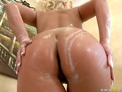 Sadie Swede's Juicy Plump Ass Getting Fucked By a Big Cock