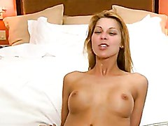 Sexy babe Cindy Hope getting fucked the right way she always craves for