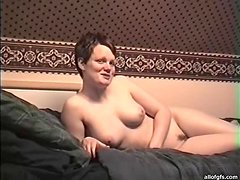 Oral and Doggystyle Sex with an Amateur Girlfriend